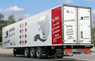 Kogel Euro Trailer Cool